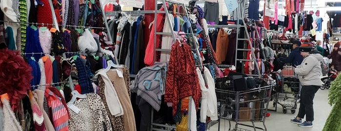 abc1c8b2d78 Village Discount is one of The 15 Best Thrift and Vintage Stores in Chicago.