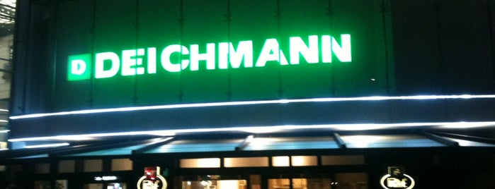 Deichmann is one of Yurt.
