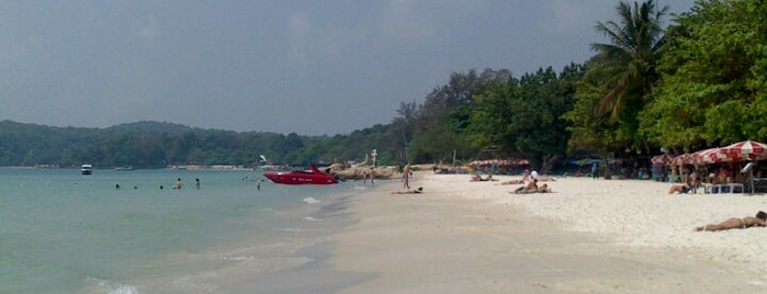 Sai Kaew Beach is one of Guide to the best spots in Rayong|ท่องเที่ยวระยอง.