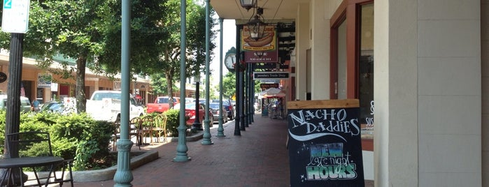 Nacho Daddies is one of Gulf Coast restaurants.