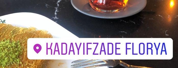 Kadayıfzade is one of İstanbul.