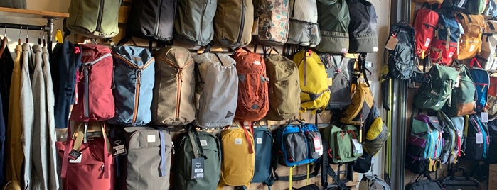 Hatchet Outdoor Supply Co. is one of New York City.