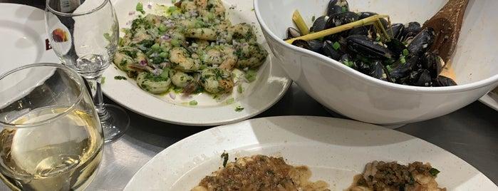 Institute of Culinary Education is one of Lisa'nın Beğendiği Mekanlar.