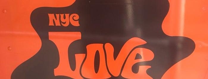 NYC Love Coffee is one of E 님이 좋아한 장소.