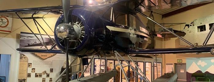 Alaska Aviation Museum is one of United Arab Emirates.