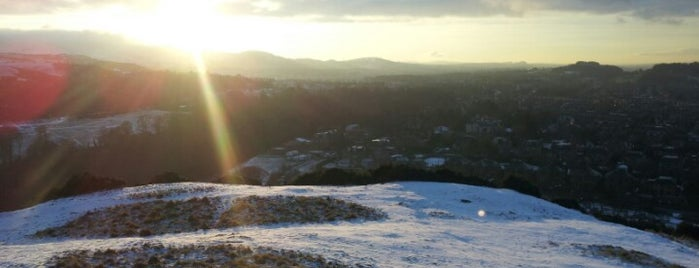 Blackford Hill is one of Edinburgh.