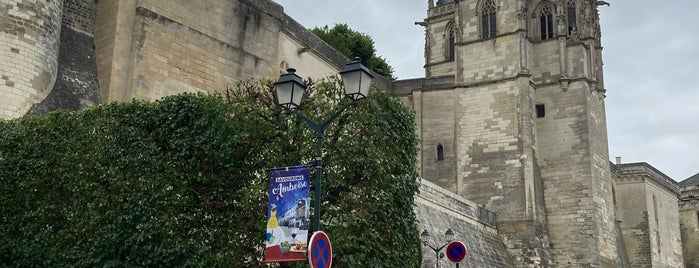 Amboise is one of Locais curtidos por Kevin.