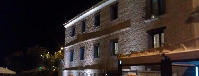 El Molino De San Lazaro is one of Posti salvati di La Cava.