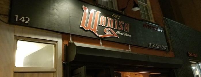 Wanisa Home kitchen is one of Tempat yang Disimpan Jade.