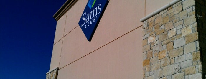 Sam's Club is one of Favorite Lubbock Joints.