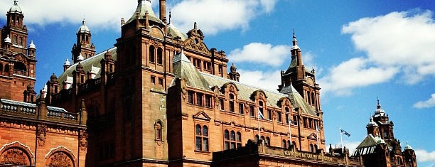 Kelvingrove Art Gallery and Museum is one of Glasgow.