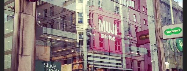 Muji is one of Tempat yang Disimpan 5 Years From Now®.