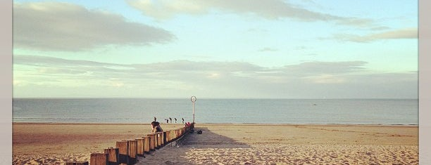 Portobello Beach is one of Uk places.