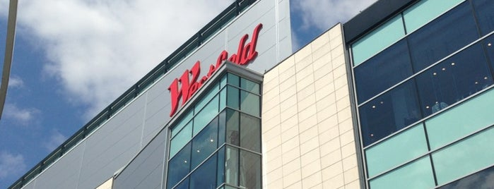 Westfield London is one of Must go when you are in London.