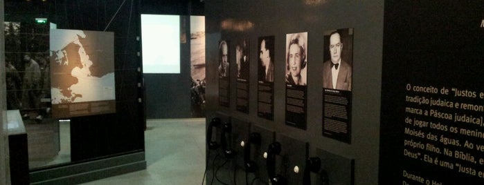 Museo del Holocausto is one of Lugares favoritos de Carl.