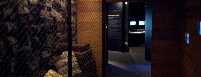 Museu do Holocausto de Curitiba is one of Passeios Sul.