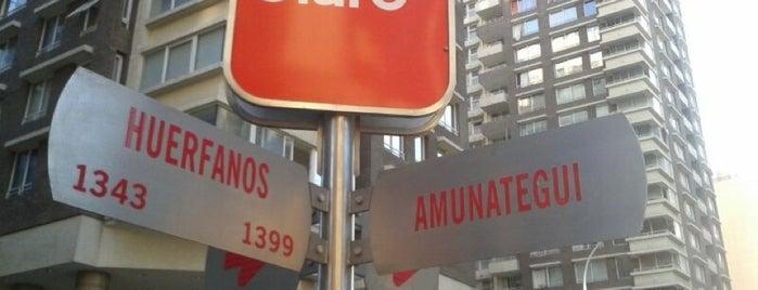 Manhattan is one of Lugares baratos para almorzar en Santiago Centro.