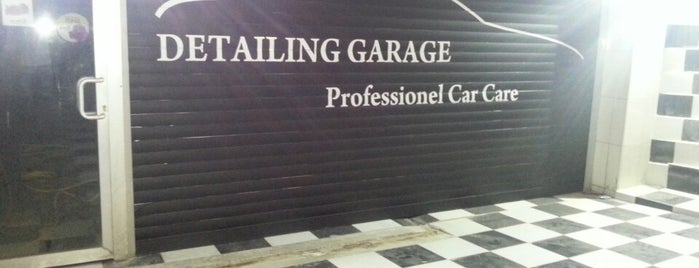 Detailing Garage is one of Lieux qui ont plu à İbrahim Can.