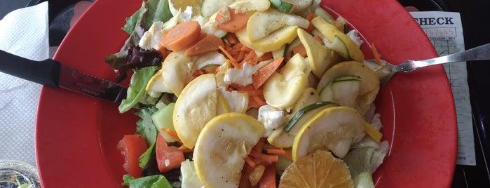 The Salad Bowl is one of Orte, die Nina gefallen.