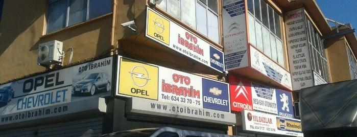 Ümraniye Oto Sanayi is one of Tempat yang Disukai Ömer.