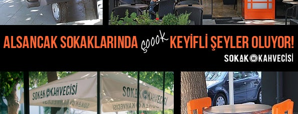 Sokak Kahvecisi is one of Als.
