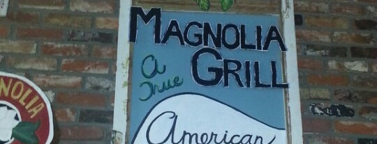 Magnolia Grill is one of Where to Eat & Drink in NOLA.