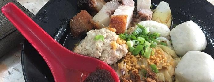 Restoran Kim Seng (金星茶餐室) is one of Orte, die See Lok gefallen.