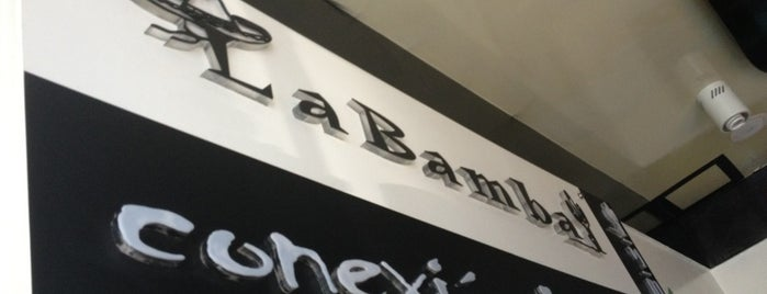 La Bamba Conexión Dè Café is one of Yunusさんのお気に入りスポット.