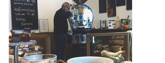 Kaffee Manufaktur is one of Franconia, Germany.