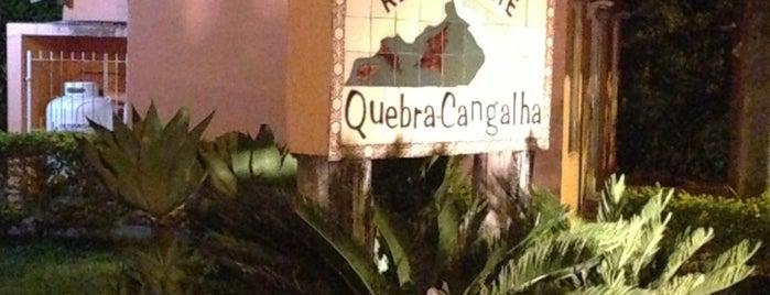 Restaurante Quebra Cangalha is one of Cunha.