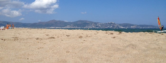 Platja d'Empuriabrava is one of Playas de España: Cataluña.