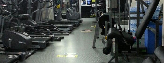GD Fit Body Gym is one of Tahsin 님이 좋아한 장소.