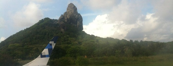 Aeroporto de Fernando de Noronha (FEN) is one of Let's Go To.
