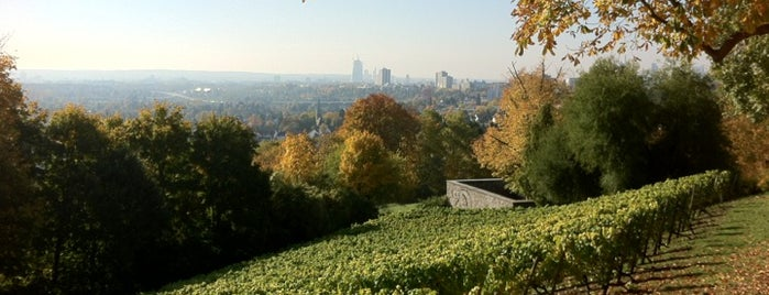 Lohrberg is one of Foursquare Best Of Frankfurt: Parks und Plätze.
