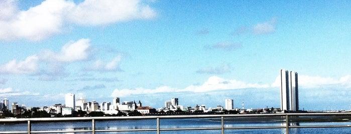 Recife is one of Sedes de la Pasión Que Nos Une.