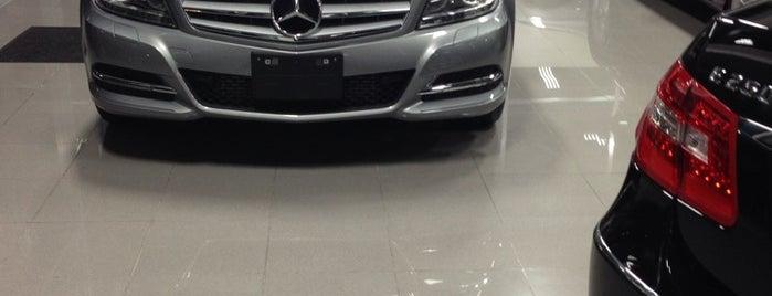 Mercedes Benz is one of Lugares favoritos de Mir🌸.