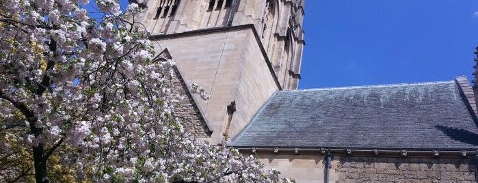 Corpus Christi College is one of London Favorites.
