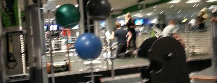 DW Fitness First is one of Orte, die T gefallen.