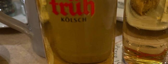FRÜH am Dom, die FRÜH Lounge is one of Kölner Braukultur.