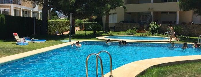 Hotel Villa Naranjos is one of Hoteles en que he estado.