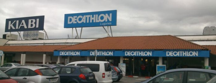 Decathlon Lugones is one of Anselmo'nun Beğendiği Mekanlar.