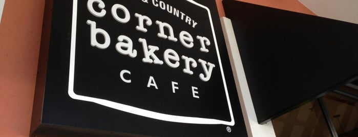 Corner Bakery Cafe is one of Orte, die Diego gefallen.