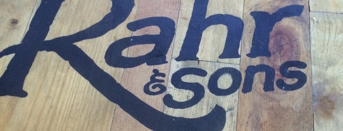 Rahr & Sons Brewing Co. is one of DFW Craft Beer.