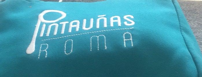 Pintauñas Roma is one of To do list!.
