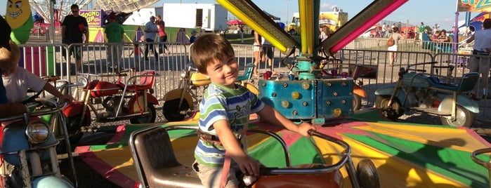 Boone County Fairgrounds is one of Tempat yang Disukai 🖤💀🖤 LiivingD3adGirl.