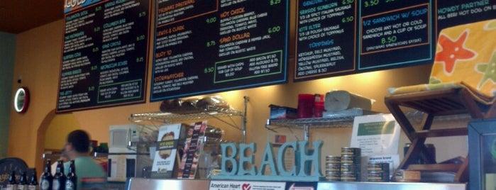 Tsunami Sandwich Company is one of Oregon Coast.