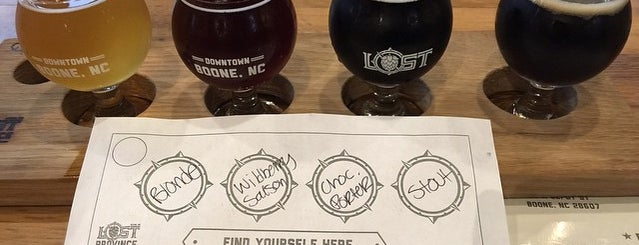 Lost Province Brewing Company is one of Breweries or Bust 2.