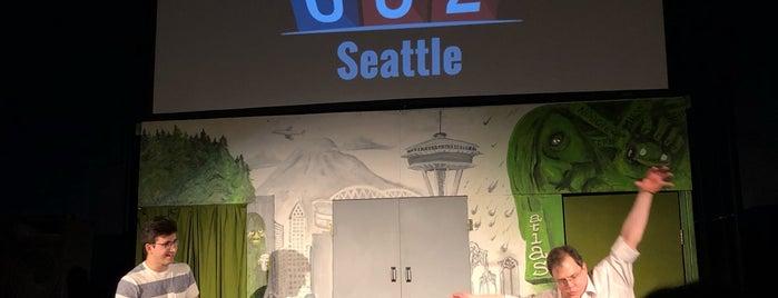 CSz Seattle is one of One weekend in seattle.