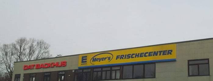 EDEKA Meyer's Frischecenter is one of Lieux qui ont plu à Peter.