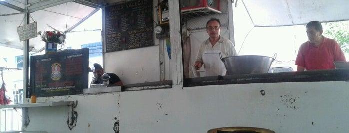 Tacos Vallejo is one of tacos recomendados por chefs.